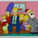 Navidad de los Simpsons