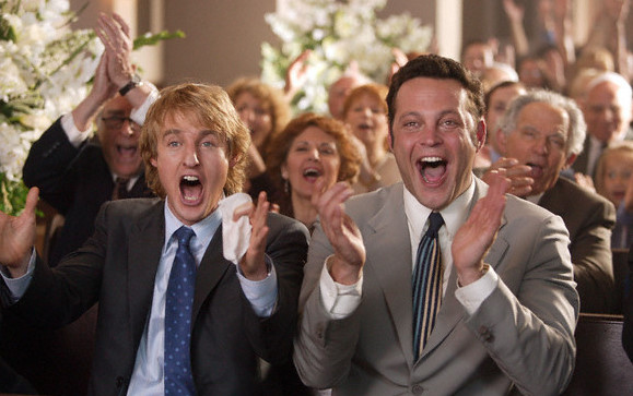 "Movie Still ""The Wedding Crashers"""