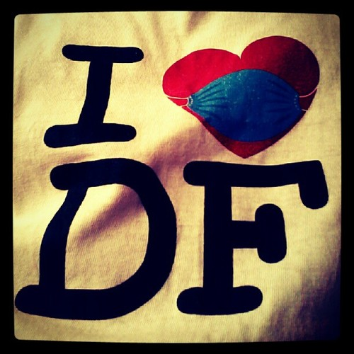 i love df